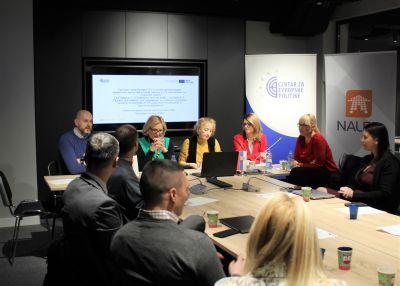 Proces pristupanja EU, uloga OCD i poglavlja 1, 3, i 28 – obuka za organizacije civilnog društva i NKEU članice